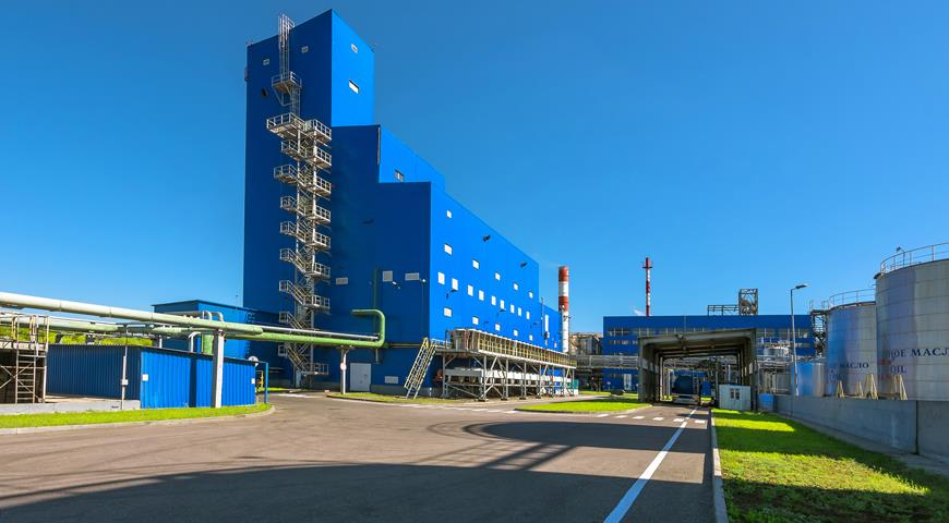Oil manufacturer in Ukraine With  sterelity and Quality